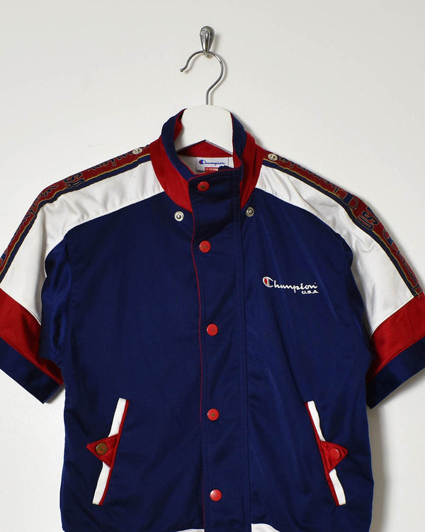 Champion Sleeveless Tracksuit Top - X-Small