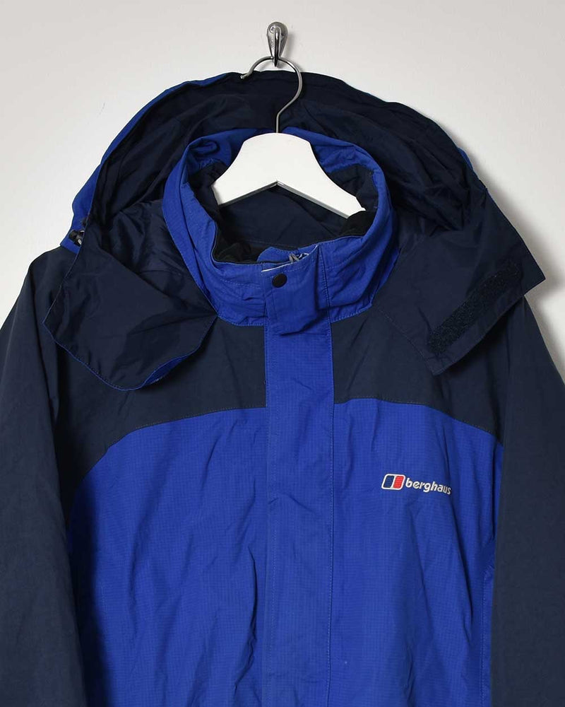 Berghaus Jacket - Large - Domno Vintage 90s, 80s, 00s Retro and Vintage Clothing