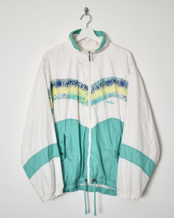 Ellesse Shell Jacket - Large - Domno Vintage 90s, 80s, 00s Retro and Vintage Clothing