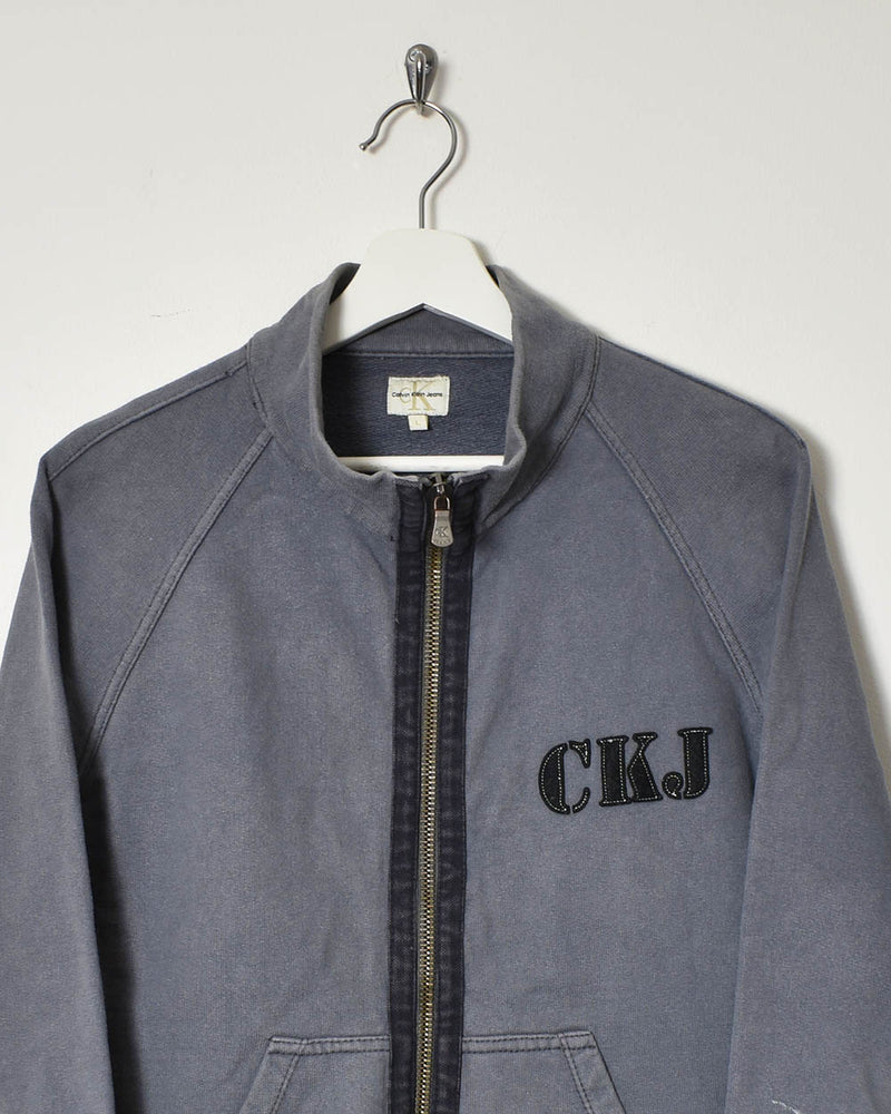 Calvin Klein Sweatshirt - Small - Domno Vintage 90s, 80s, 00s Retro and Vintage Clothing