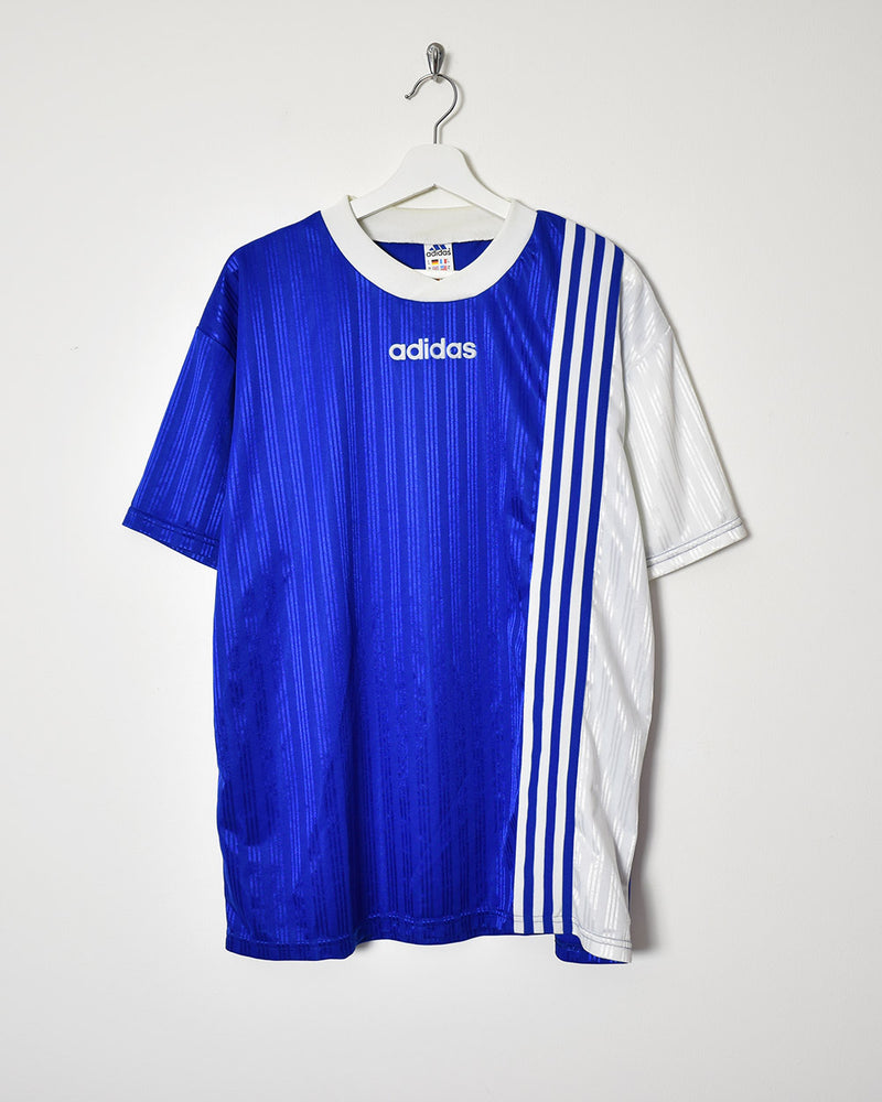 Adidas Football T-Shirt - Large