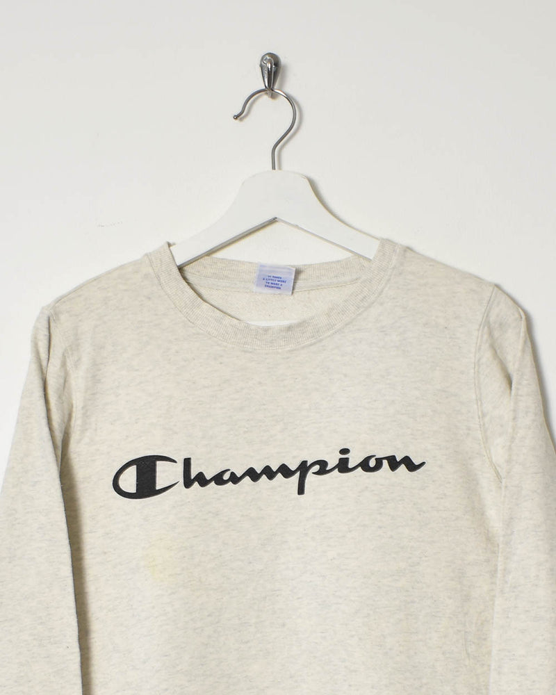 Champion Sweatshirt - X-Small - Domno Vintage 90s, 80s, 00s Retro and Vintage Clothing