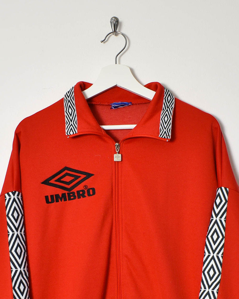 Umbro Tracksuit Top - XX-Large - Domno Vintage 90s, 80s, 00s Retro and Vintage Clothing