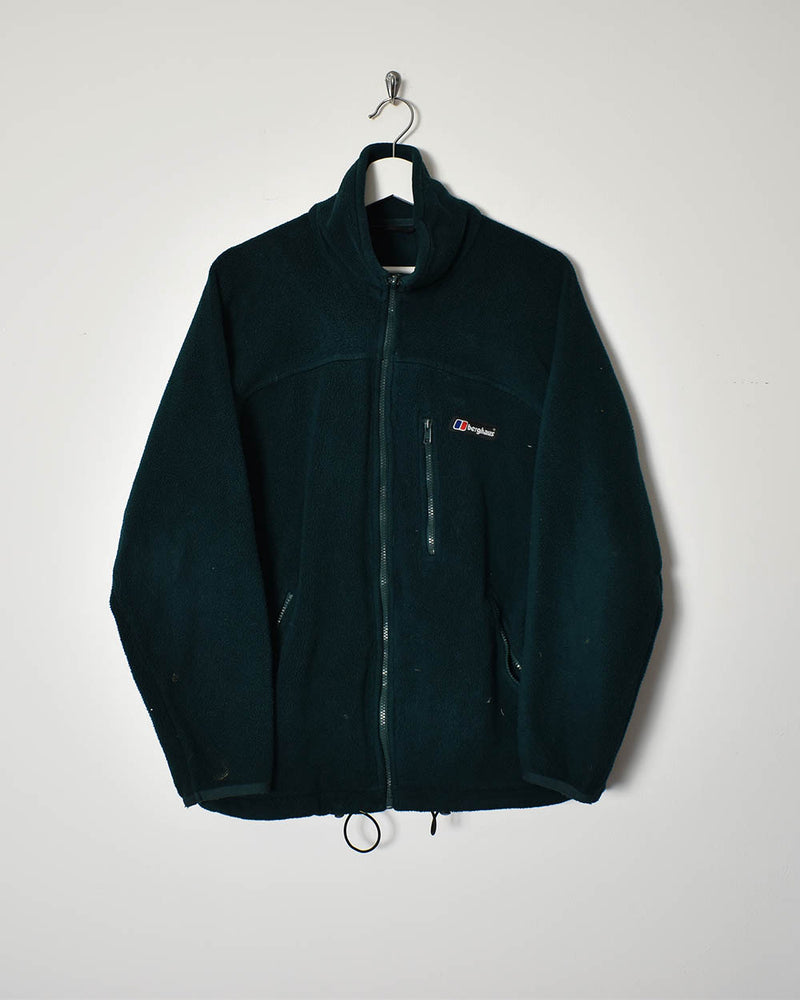 Berghaus Fleece - Large - Domno Vintage 90s, 80s, 00s Retro and Vintage Clothing