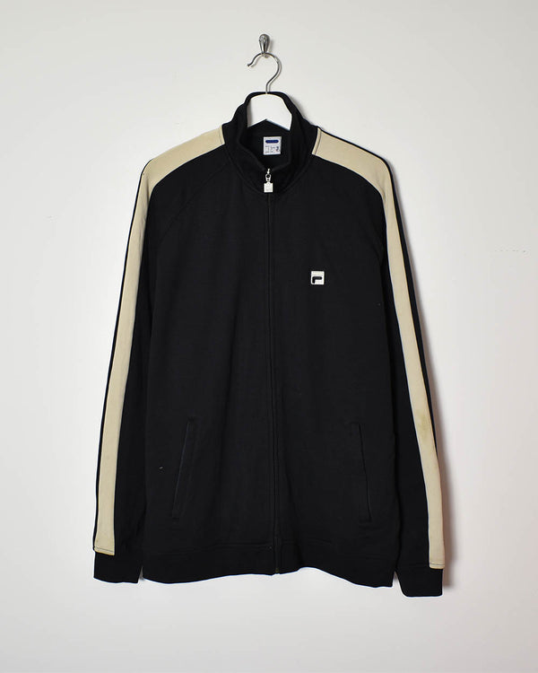 Fila Tracksuit Top - Large - Domno Vintage 90s, 80s, 00s Retro and Vintage Clothing