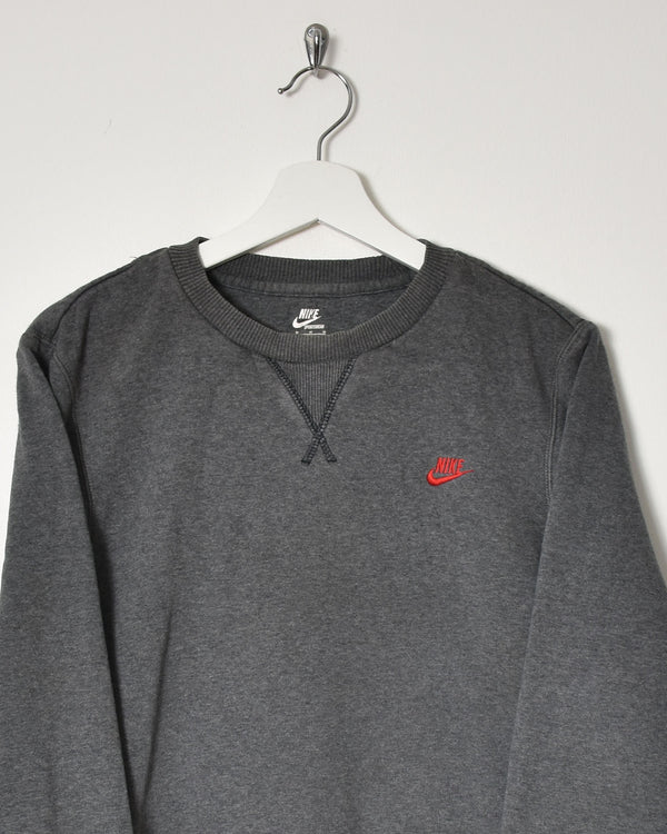 Nike Sweatshirt - Medium - Domno Vintage 90s, 80s, 00s Retro and Vintage Clothing