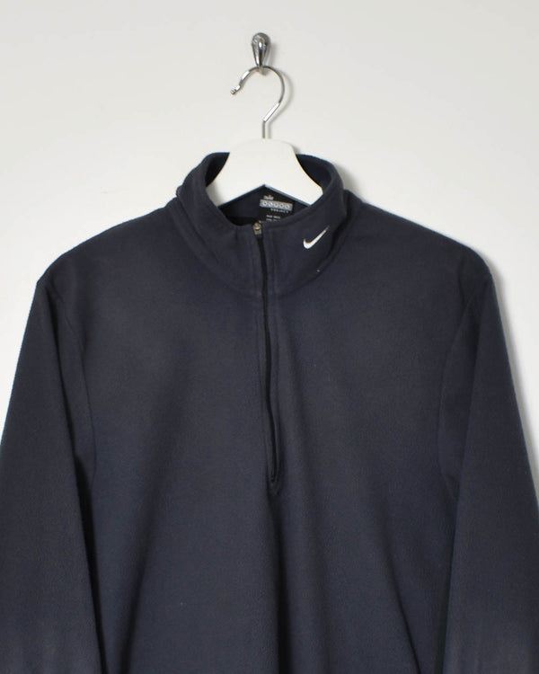 Nike 1/4 Zip Fleece - Large