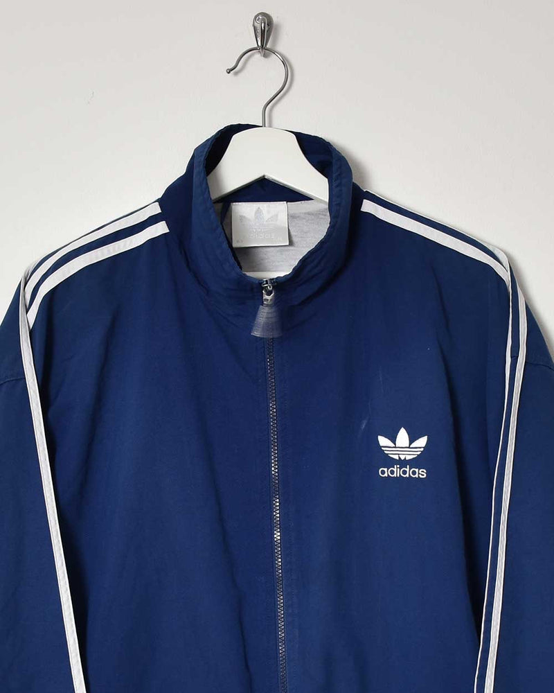 Adidas Track Jacket - Large - Domno Vintage 90s, 80s, 00s Retro and Vintage Clothing