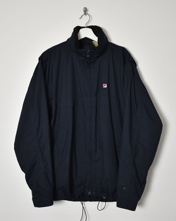 Fila Jacket - X-Large - Domno Vintage 90s, 80s, 00s Retro and Vintage Clothing
