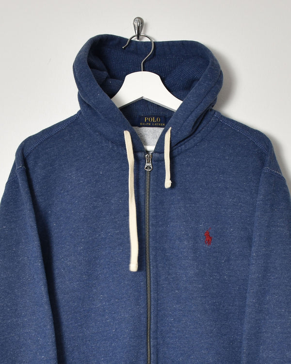 Ralph Lauren Hoodie - Large - Domno Vintage 90s, 80s, 00s Retro and Vintage Clothing