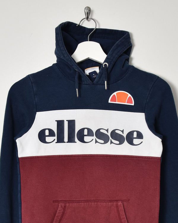 Ellesse Womens Sweatshirt - Small - Domno Vintage 90s, 80s, 00s Retro and Vintage Clothing
