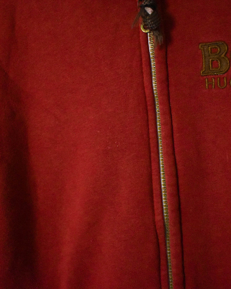 Hugo Boss Hoodie - Medium - Domno Vintage 90s, 80s, 00s Retro and Vintage Clothing