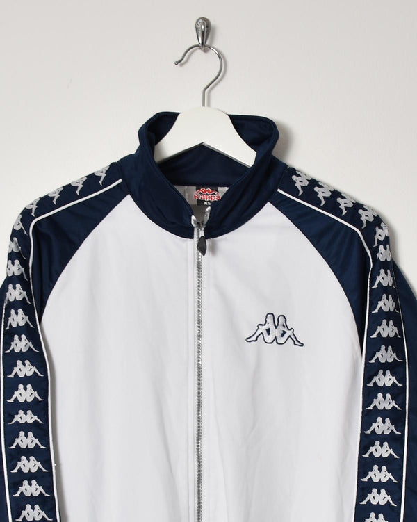Kappa Tracksuit Top - Medium