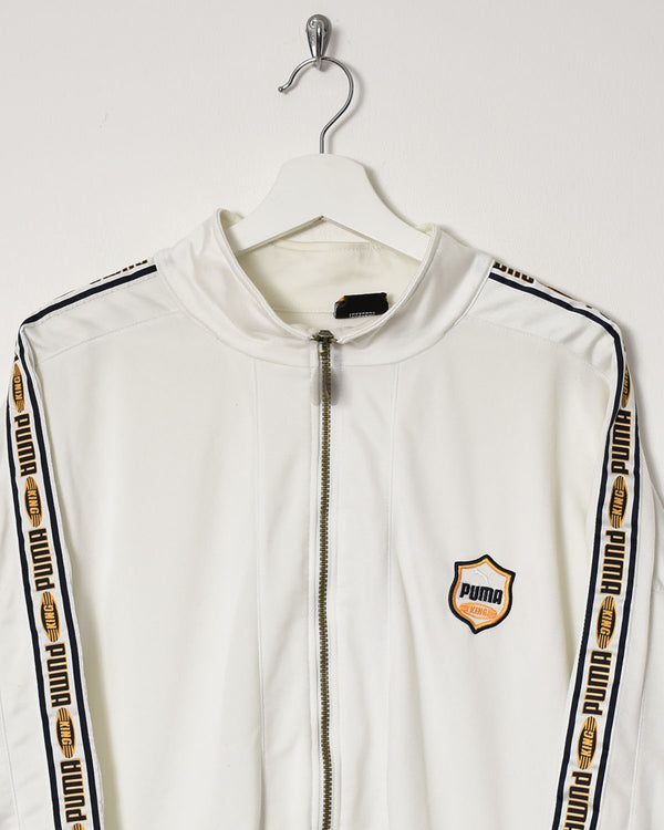 Puma King Tracksuit Top - X-Large