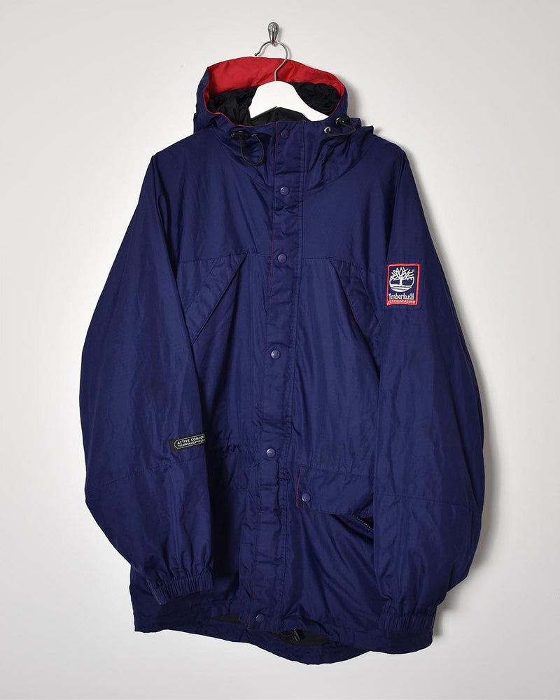 Timberland Jacket - X-Large - Domno Vintage 90s, 80s, 00s Retro and Vintage Clothing