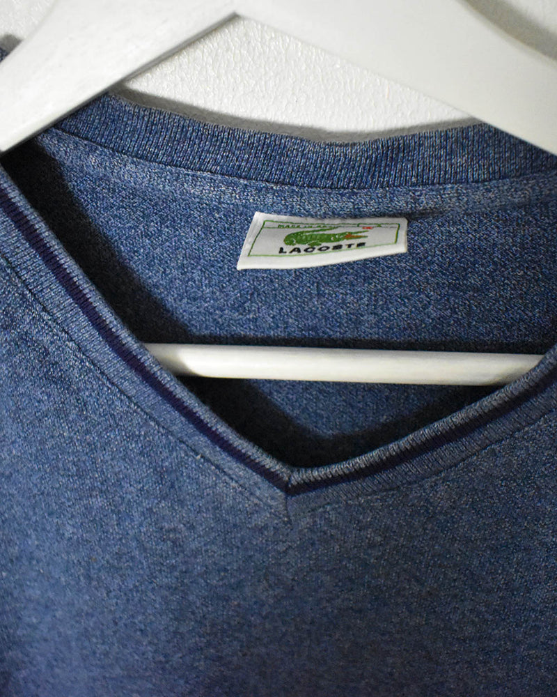 Lacoste T-Shirt - X-Large - Domno Vintage 90s, 80s, 00s Retro and Vintage Clothing
