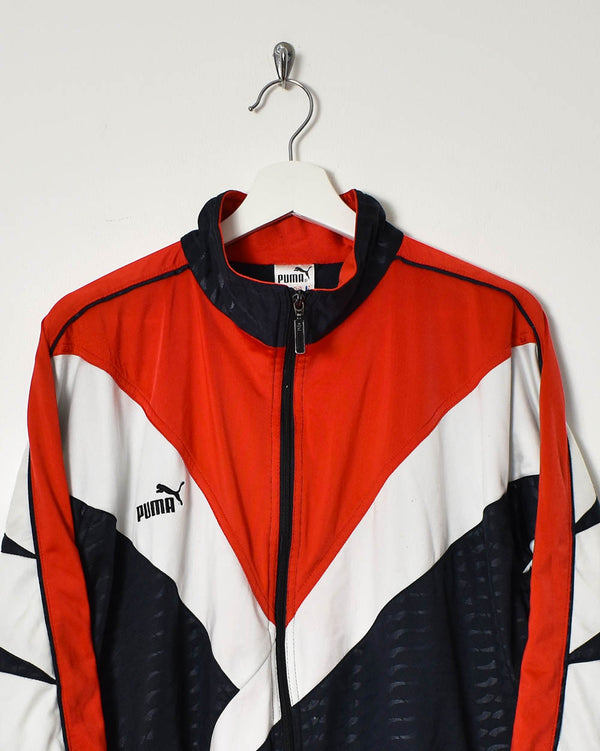Puma Tracksuit Top - X-Large