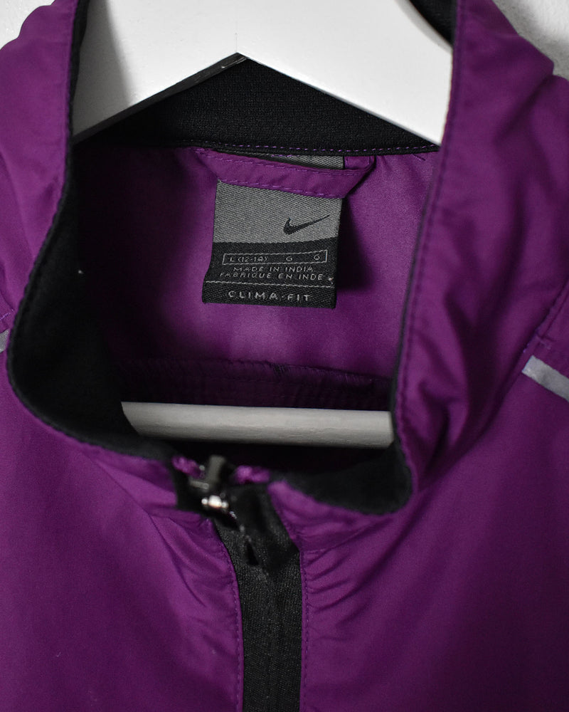 Nike Women's Ski Lightweight Jacket - Large - Domno Vintage 90s, 80s, 00s Retro and Vintage Clothing