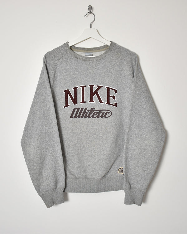 Nike Athletics Sweatshirt - Medium - Domno Vintage 90s, 80s, 00s Retro and Vintage Clothing