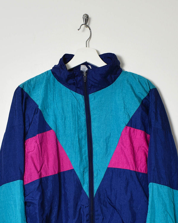 Vintage 90s Shell Jacket - Medium