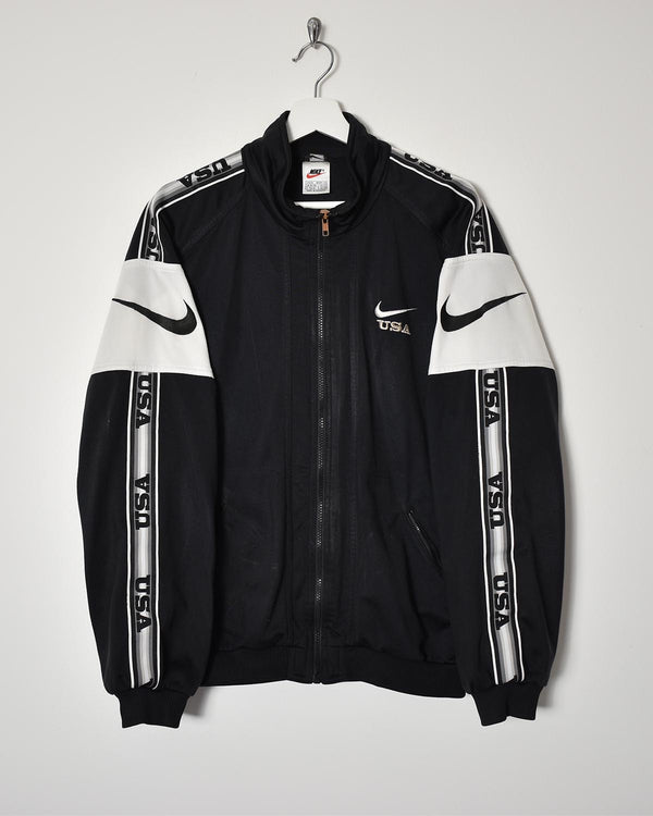 Nike USA Tracksuit Top - Medium