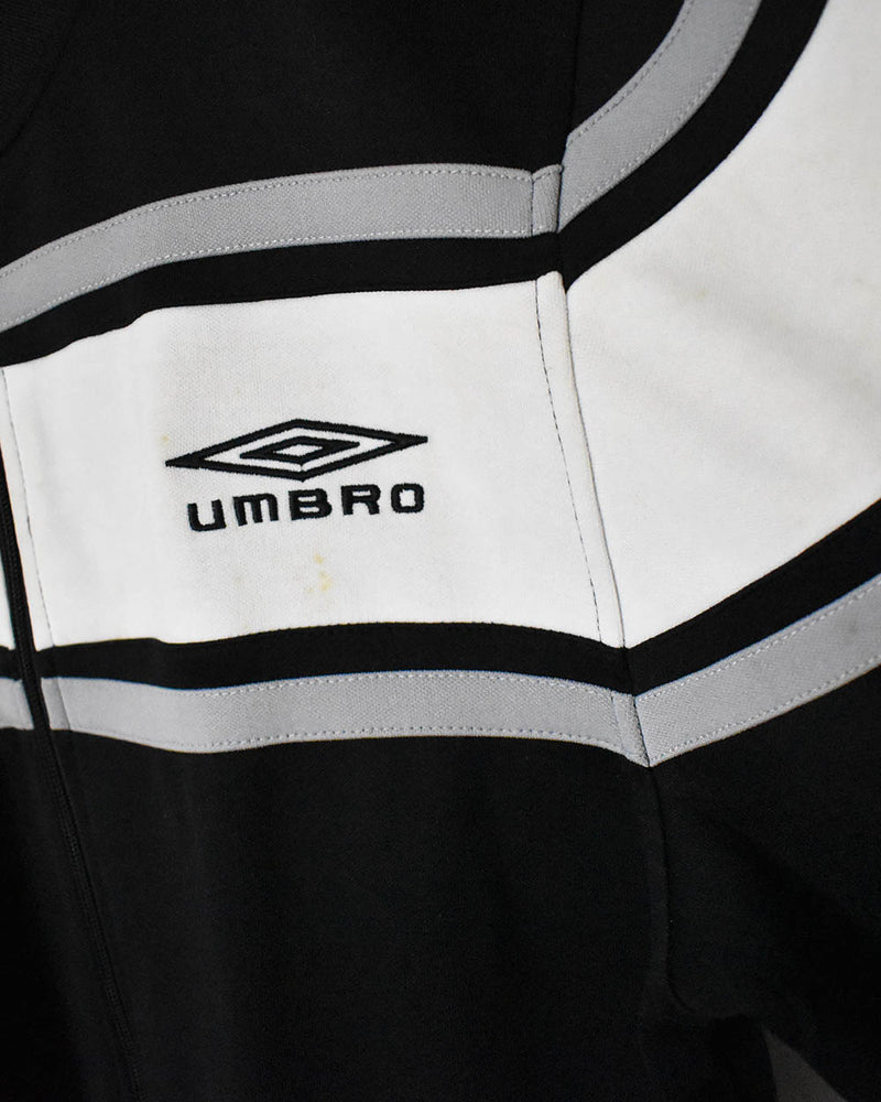 Umbro Tracksuit Top - Medium - Domno Vintage 90s, 80s, 00s Retro and Vintage Clothing