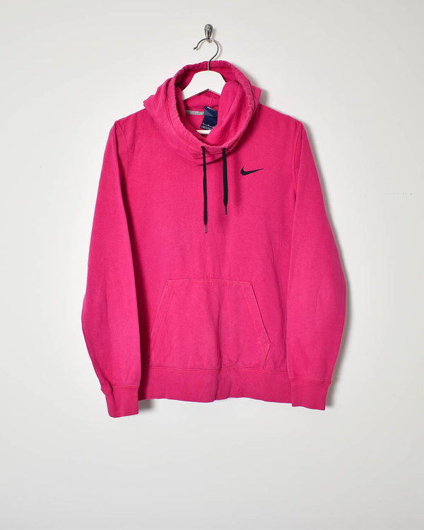 Nike High Neck Hoodie - Small
