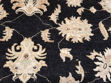 Load image into Gallery viewer, Hand knotted wool Rug 191151 size 191 x 151 cm Afghanistan