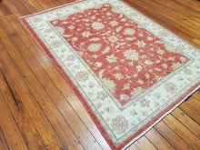 Load image into Gallery viewer, Hand knotted wool Rug 150201 size 150 x 201 cm Afghanistan