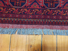 Load image into Gallery viewer, Hand knotted wool Rug 9062 size 196 x 150 cm Afghanistan