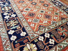 Load image into Gallery viewer, Hand knotted wool Rug 3994 size 295 x 246 cm Afghanistan