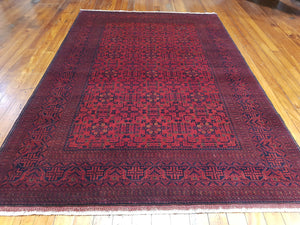 Hand knotted wool Rug  2 size 295 x 199 cm Afghanistan