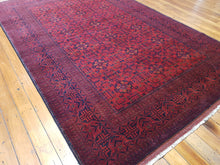 Load image into Gallery viewer, Hand knotted wool Rug  2 size 295 x 199 cm Afghanistan