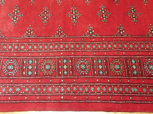 Hand knotted  wool Rug 2 size  299 x 194 cm Pakistan