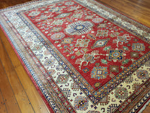 Load image into Gallery viewer, Hand knotted wool Rug 27 size 288 x 210 cm Kazakhstan