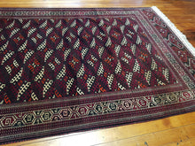 Load image into Gallery viewer, Hand knotted wool Rug 772 size 343 x 194 cm Afghanistan