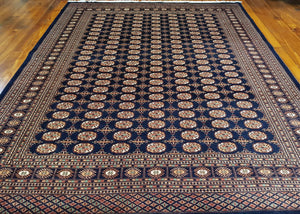 Hand knotted wool Rug 51 size 314 x 252 cm Pakistan