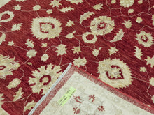 Load image into Gallery viewer, Hand knotted wool Rug 9057 size 279 x 184 cm Afghanistan
