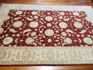 Hand knotted wool Rug 9 size 306 x 206 cm Afghanistan
