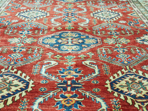 Hand knotted wool Rug 5 size 245 x 170 cm Afghanistan