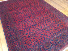 Load image into Gallery viewer, Hand knotted wool Rug 3 size 234 x 176 cm Afghanistan