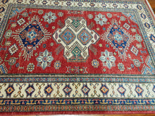 Load image into Gallery viewer, Hand knotted wool Rug  4 size 231 x 167 cm Kazakhstan