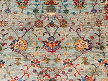 Load image into Gallery viewer, Hand knotted wool Rug 6 size 237 x 176 cm Afghanistan