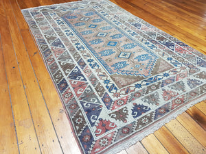 Hand knotted wool Rug 230145 size 230 x 145 cm Turkey