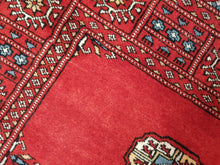 Load image into Gallery viewer, Hand knotted wool Rug 6 size 166 x 95 cm Pakistan