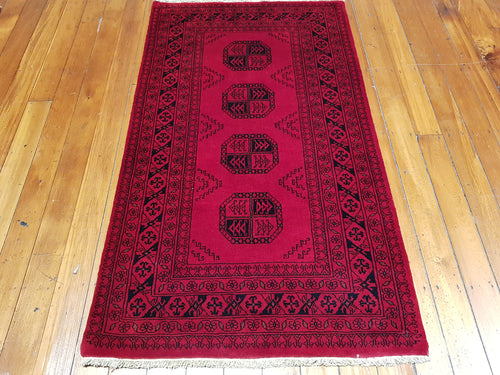 Hand knotted wool Rug 8 size 153 x 93 cm Pakistan