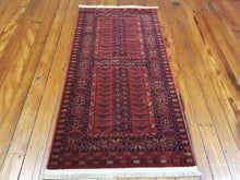 Load image into Gallery viewer, 100% wool Kashqai  4346 300 size 80 x 160 cm Belgium