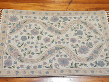 Load image into Gallery viewer, Hand knotted wool Rug 9060 size 90 x 60 cm Afghanistan