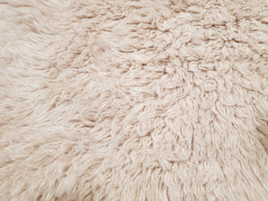 FLOKATI Rug Made in Greece 100%  wool heavy weight
