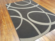 Load image into Gallery viewer, Wool Modern Rug Metro 8013 615 size 160 x 230 cm